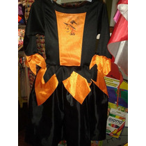 Disfraz De Bruja Hallowen