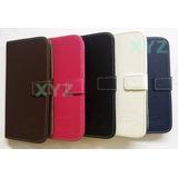 Capa Case Carteira Flip Cover Tpu Celular Motorola Moto G2
