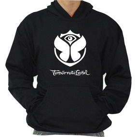 Blusa De Moleton Tomorrowland Canguru