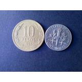 Moneda Estados Unidos One Dime 1971 Ceca D (c45)