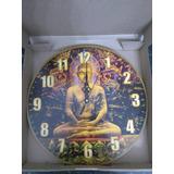 Reloj De Pared Imagen Hindu (c28)
