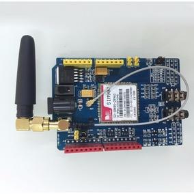 Arduino Shield Modulo Gsm Gprs Sim900 Com Antena