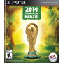 Jogo Fifa World Cup Brasil 2014 Para Playstation 3 Seminovo