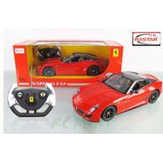 Carro Controle Remoto Ferrari 599 Gto 1:14 Bonellihq  L18