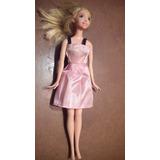Muñeca Rapunzel Mattel Original Con Pelo Cortado