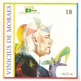Cd Lacrado Vinicius De Moraes Compositores Mpb 1997