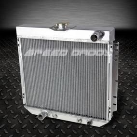 Radiador Aluminio 3 Filas Maverick 70-77 Mustang 69-70