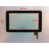 Touch De Tablet Pixxo A-go-go 7 Flex Silead Hld 0726