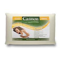 Almohada Viscoelástica Inteligente Cervical / Clásica Cannon