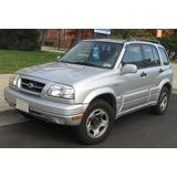 Manual De Taller Suzuki Grand Vitara 1998 - 2005 [español]