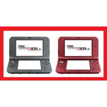 New Nintendo 3ds Xl Original Lacrado Americano Novo E-sedex