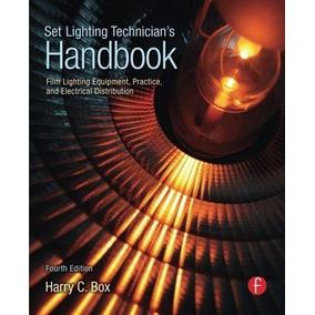 Livro Em Inglês - Set Lightning Technician