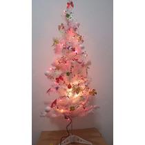 Árvore De Natal Com Enfeites - Preço Imbativel