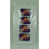 Bandeira Resinada Red Bull Tarjeta Adesivo Placa* Lindas