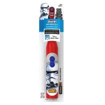 Escova Elétrica Infantil Oral-b Star Wars - Stormtrooper