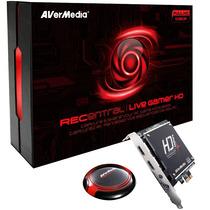 Capturadora De Video Avermedia Live Gamer Hd Hdmi C985