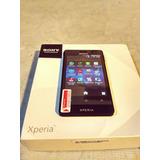 Smartphone Sony Xperia Go St27i Liberado 5mp Wifi Gps Negro