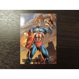 Trading Cards Marvel Y Dc Amalgam Usa 1996 / Figuritas