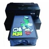 Projeto Adaptar Impressoras Epson Em Dtg Camiseta Tecido