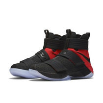 Nba Nike Tenis Lebron Soldier 10 Lebron James X - Originales