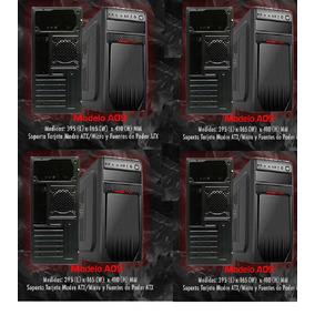 Case Con Fuente De 600 Watts Atx Usb Audio Frontal Cpu