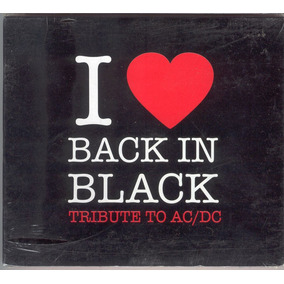 Ofertas Cd !!! I Love Back In Black Tribute To Ac / Dc Vario