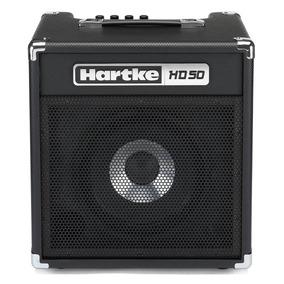 Amplificador Combo Para Bajo 50 Watts Hartke Hmhd50 Hd50