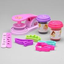 Masa Princesas Disney Dough Con Extrusor Y Moldes Mantel!!
