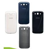 Tapa Trasera Samsung Galaxy S3 Muchos Colores