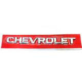 Emblema Insignia Baúl Chevrolet Corsa Classic Vectra