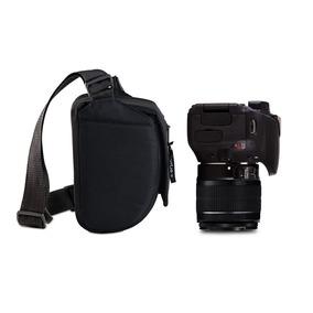 Bolsa P/ Nikon D5300 - D3200 - D3100 - D7000 Promo 2 Alhva.