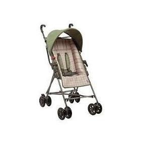 Carrinho De Passeio Bebê Modelo Guarda Chuva Campo Verde
