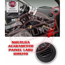 Moldura Acabamento Painel Lado Direito Uno Vivace 2011/2014