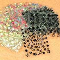 10 Cartelas 3d Unhas Decoradas Adesivo Película Decalque