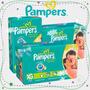Pampers Juegos Y Sueños Confort Sec Hiperpack Envio Gratis