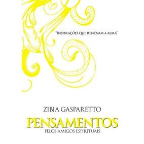 Livro Pensamentos - Zibia Gasparetto