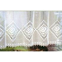 Cortinas Tejidas En Crochet