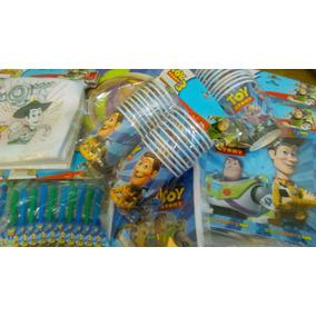 Super Combo Toy Story Envio Gratis 40 Chicos