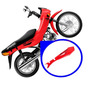 Carenagem Lateral Moto Honda Pop 100 Pro Tork Tuning Sport