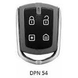 Par De Controles Remotos Alarme Cyber Px 330 - Dpn54 E Pxn54