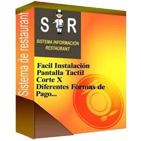 Sistema Para Restaurante Con Factura Electronica