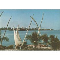 Rec-1379 - Postal Recife, P E - Vista Panoramica Da Cidade