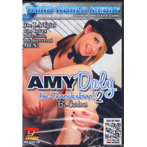 Dvd Amy Daly The Translesbian 2 Original Travesti Importado
