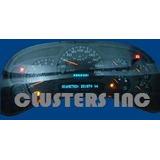 Cluster Tablero Silverado Cheyenne Trailblazer Reparacion