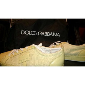 Exclusivas Zapatillas Dolce Gabbana. Unico Talle