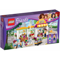 Lego Friends 41118 Supermercado De Heartlake - Mundo Manias