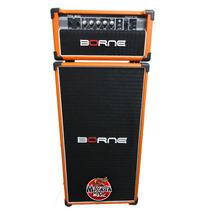 Cabeçote E Caixa Borne Pro 200 P/ Baixo Profissional Pro200