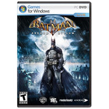 Batman Arkham Asylum Game Of The Year - Pc