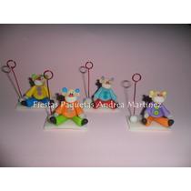 Souvenirs Payasos Cotillon Infantil Porcelana