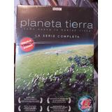 Planeta Tierra En Dvd (completo) Nuevo Y Sellado